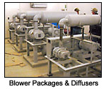 Blower Packages & Diffusers